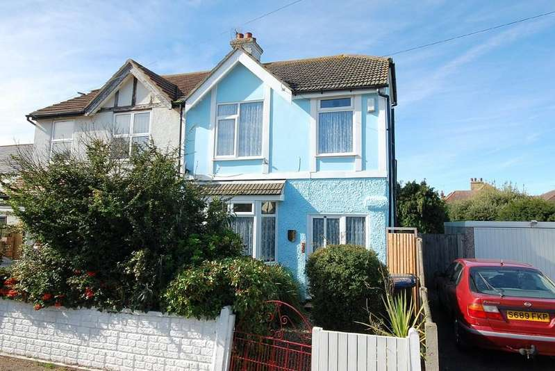 3 Bedrooms Semi Detached House for sale in Ivanhoe Road, Herne Bay