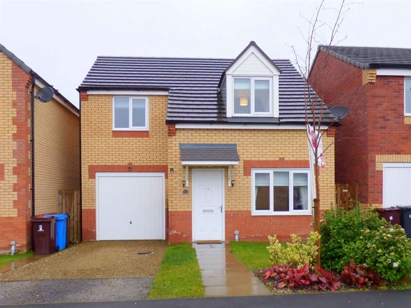 3 Bedrooms Detached House for sale in Highfield Road, Huyton, Liverpool