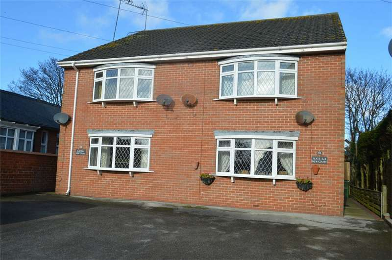 2 Bedrooms Flat for sale in New Road, Hornsea, East Riding of Yorkshire