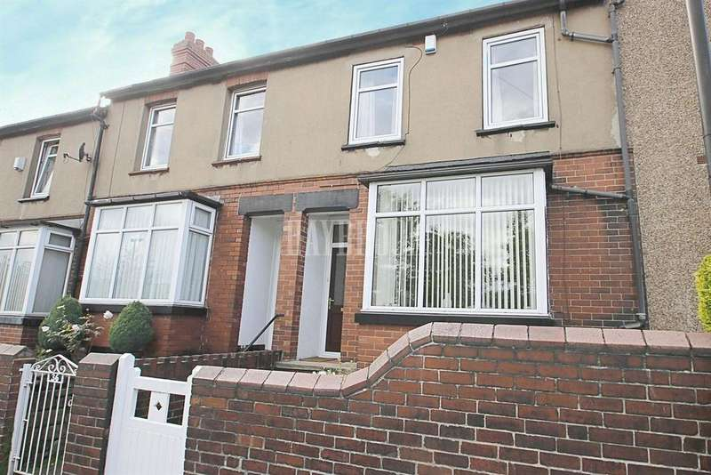 3 Bedrooms Terraced House for sale in Grove Street, Barnsley