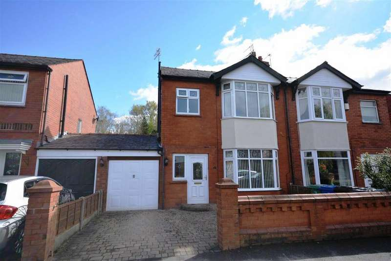 3 Bedrooms Semi Detached House for sale in Coniston Avenue, Swinley, Wigan, WN1