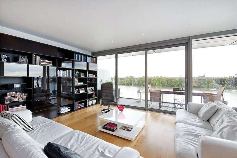 3 Bedrooms Flat for sale in Milliners House, Riverside Quarter, Putney, London, SW18