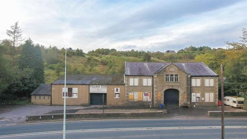Commercial Property for sale in Glen Top Works, Newchurch Road, Stacksteads, Rossendale