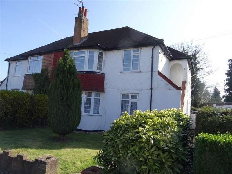 2 Bedrooms Flat for sale in Sidmouth Road, Orpington