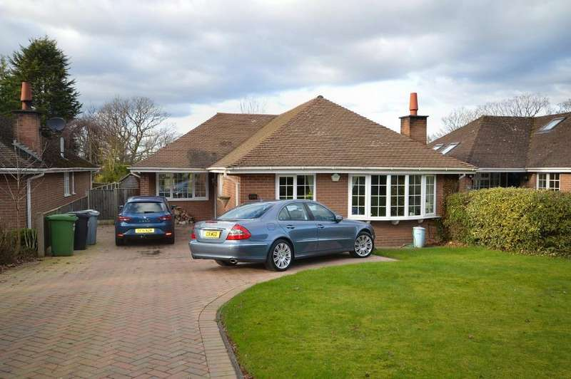 3 Bedrooms Detached Bungalow for rent in Dixon Drive, Chelford