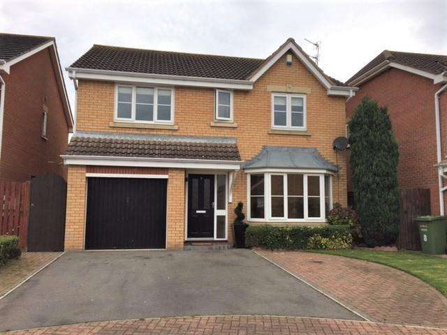 4 Bedrooms House for sale in Glyder Court, Ingleby Barwick, Stockton-On-Tees