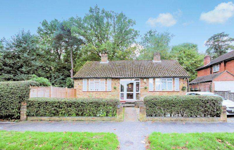 3 Bedrooms Detached Bungalow for sale in Palace View, Shirley