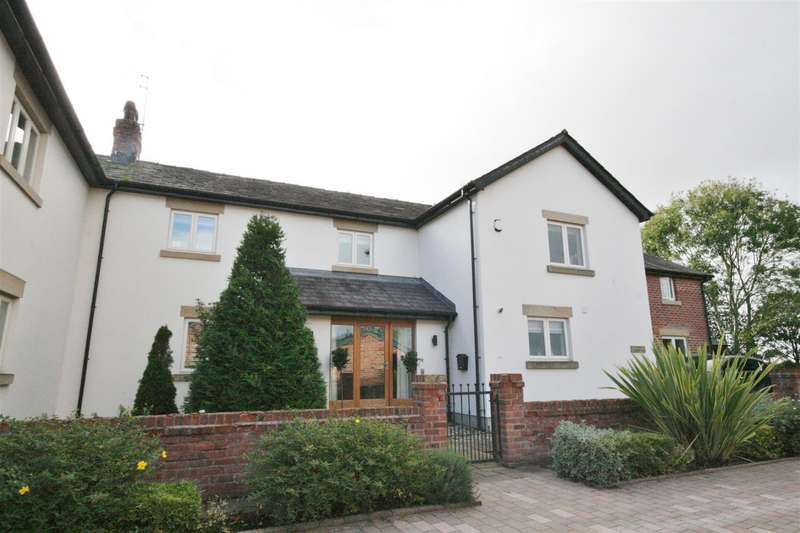 5 Bedrooms Semi Detached House for sale in The Farmhouse, Bridge Farm, Ballam Road, Lytham