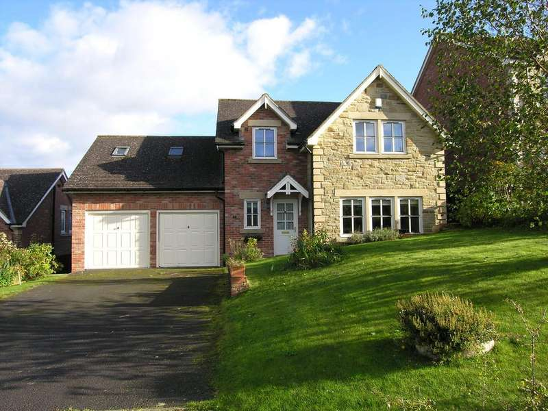 4 Bedrooms Detached House for sale in 9 Lordenshaw Drive
