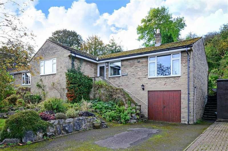 3 Bedrooms Bungalow for sale in 35, Wyedale Crescent, Bakewell, Derbyshire, DE45