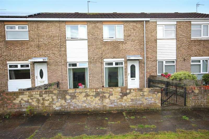 3 Bedrooms Terraced House for sale in Taunton Grove, Throston Grange, Hartlepool