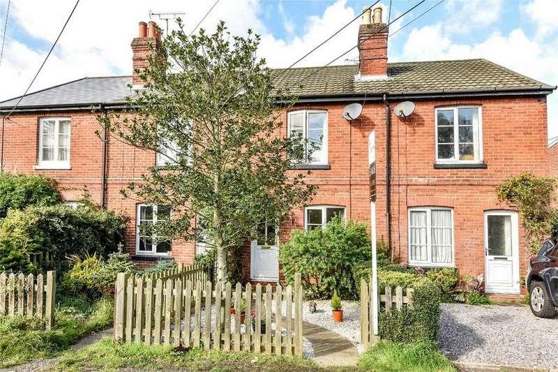 2 Bedrooms Terraced House for sale in Brambridge, Brambridge, Hampshire