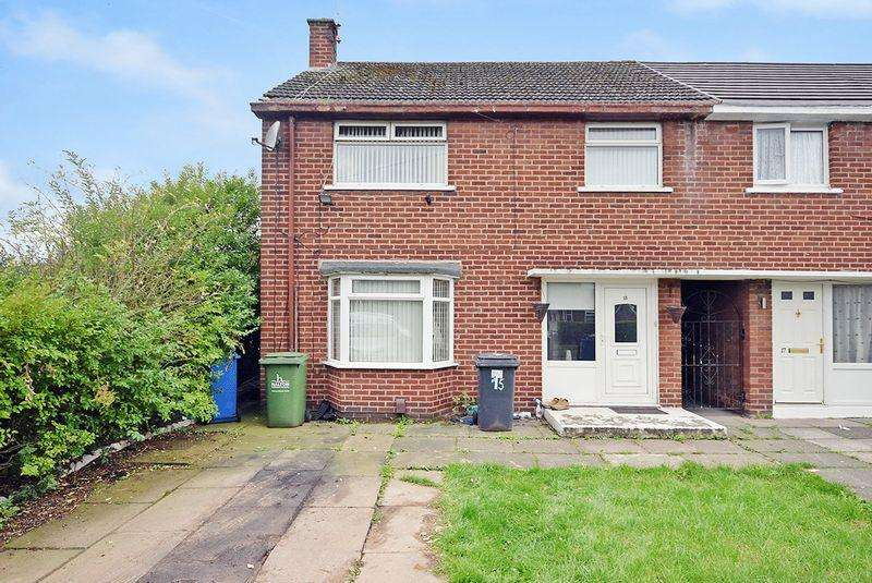 3 Bedrooms Town House for sale in Bancroft Road, Widnes