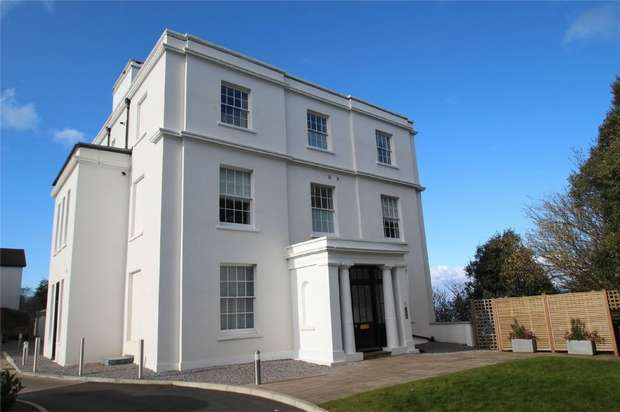2 Bedrooms Flat for rent in 5 La Sainte, West Hill, Portishead, Bristol