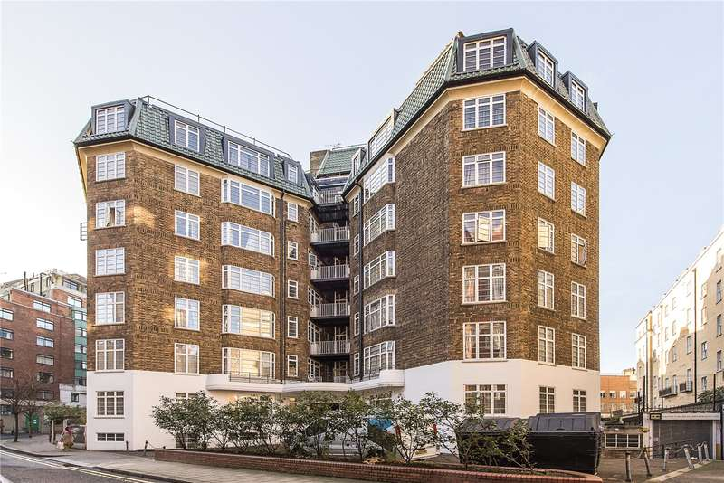 2 Bedrooms Flat for sale in Stourcliffe Close, Stourcliffe Street, London, W1H