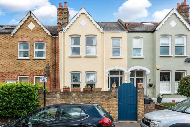 4 Bedrooms Terraced House for sale in Brooks Road, Chiswick, London