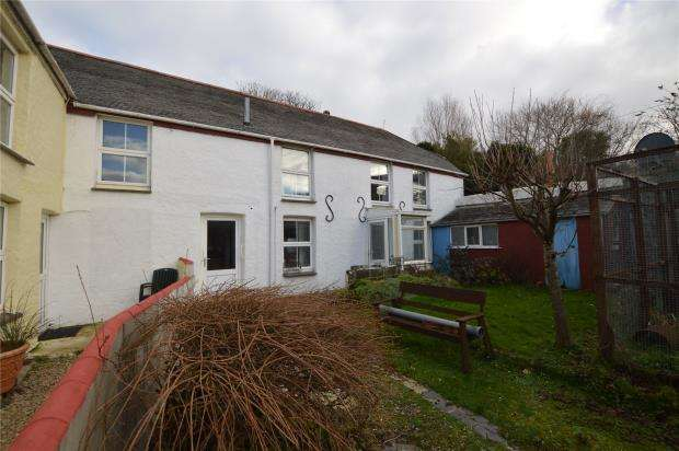 2 Bedrooms Semi Detached House for sale in Steamers Hill, Angarrack, Hayle, Cornwall