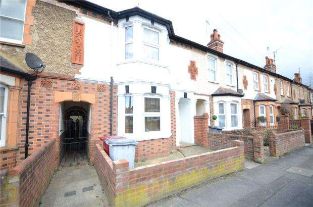 3 Bedrooms Terraced House for sale in Brisbane Road, Reading, Berkshire