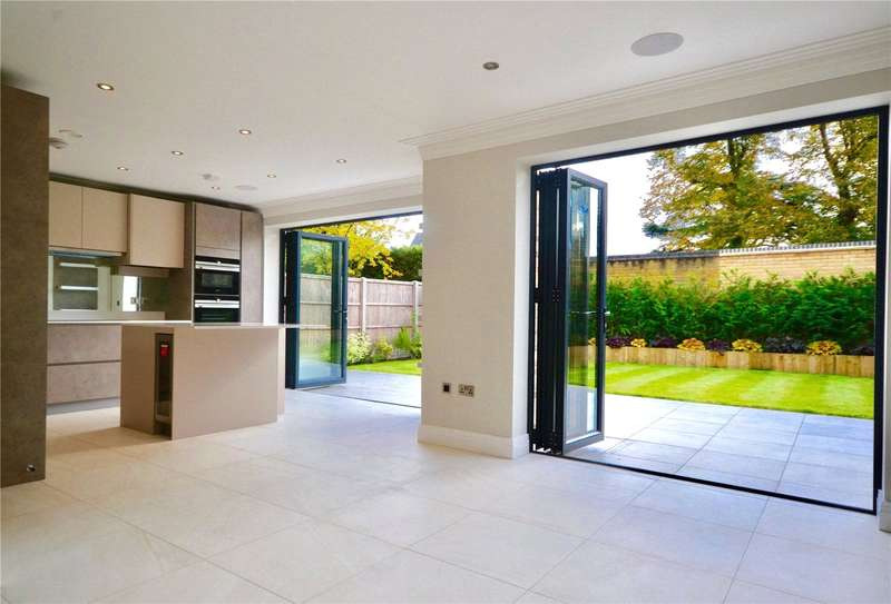 5 Bedrooms Detached House for sale in East End Road, East Finchley, London, N2