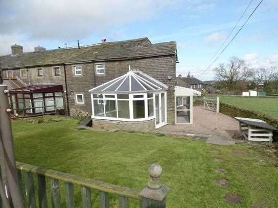 2 Bedrooms End Of Terrace House for rent in Thorpe Place, Hubberton, Sowerby Bridge