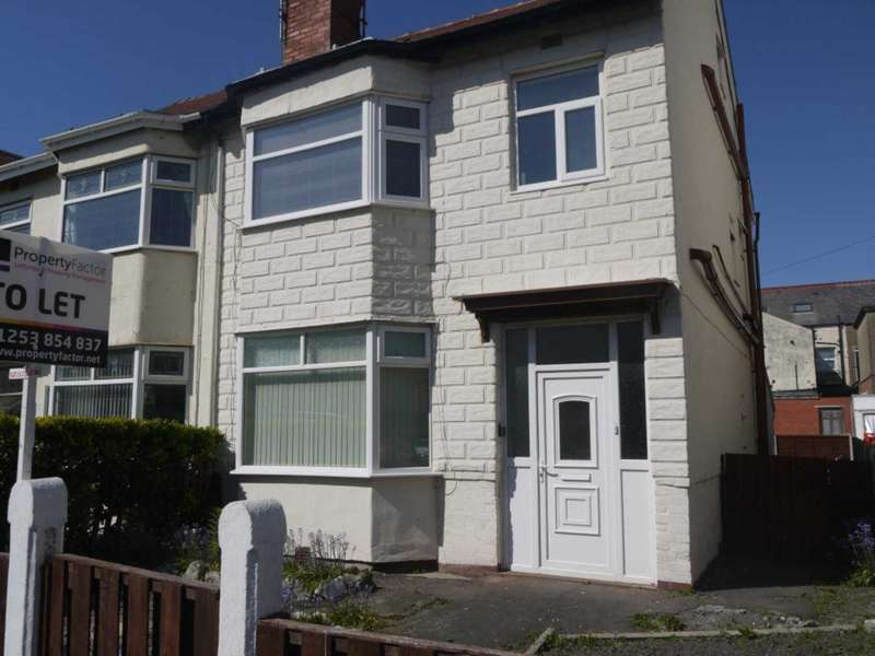 2 Bedrooms Semi Detached House for rent in Coronation Road, Thornton Cleveleys
