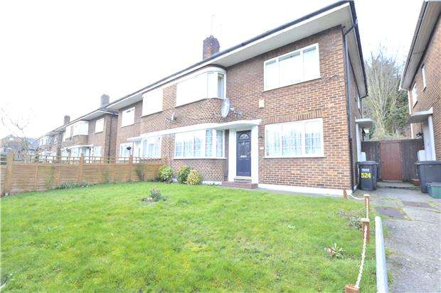 2 Bedrooms Maisonette Flat for sale in Brighton Road, SOUTH CROYDON, Surrey, CR2 6AU