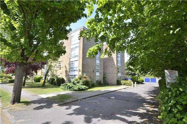 1 Bedroom Flat for sale in Larkspur Court, Hawthorn Road, WALLINGTON, Surrey, SM6 0SX