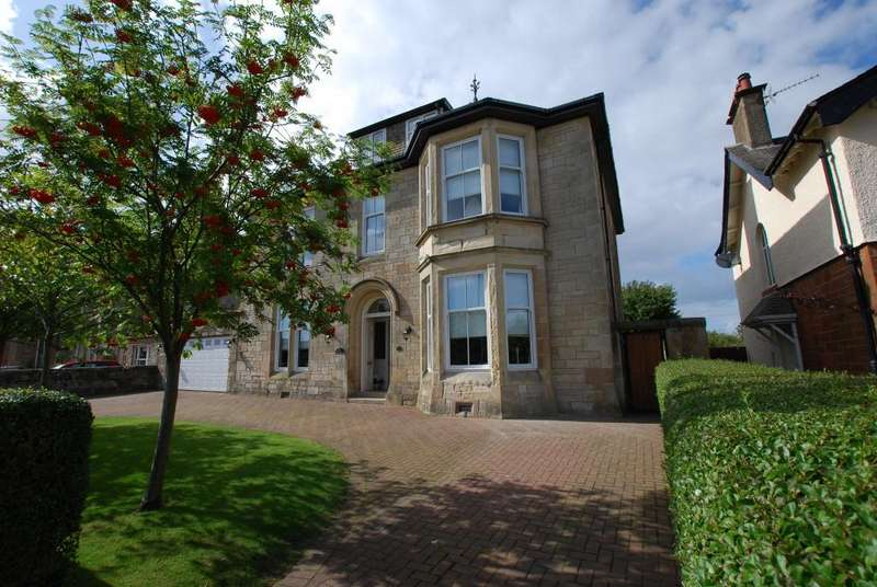6 Bedrooms Detached Villa House for sale in 57 St Meddans Street, Troon, KA10 6NN