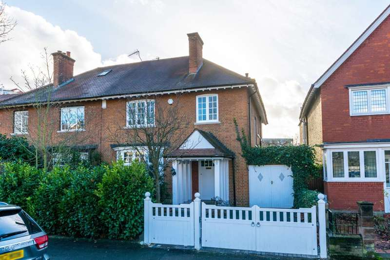 4 Bedrooms House for sale in Heathfield Road, Acton, W3