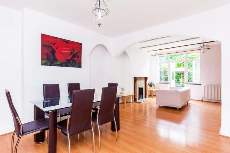 3 Bedrooms House for sale in Manor Gardens, Gunnersbury, W3