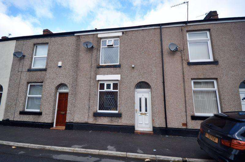 2 Bedrooms Terraced House for sale in Canal Street, Hopwood, Heywood