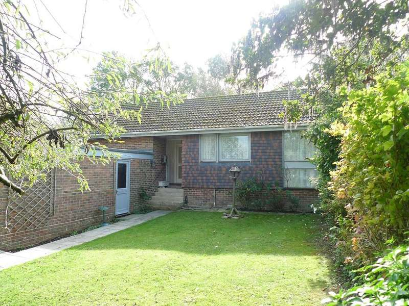 3 Bedrooms Detached Bungalow for sale in Deans Road, Alfriston, BN26
