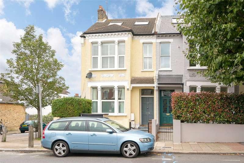 3 Bedrooms Flat for sale in Earlsfield Road, Wandsworth, London, SW18