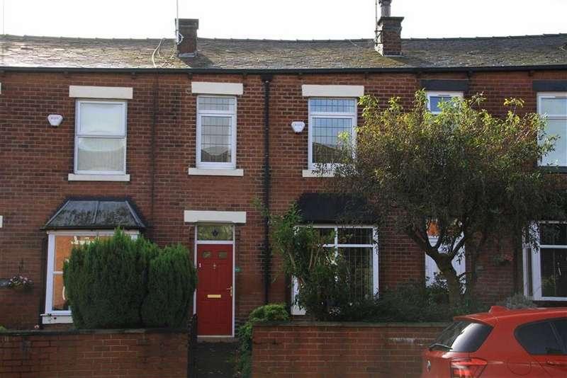 3 Bedrooms Terraced House for sale in 425, Bury Road, Oakenrod, Rochdale, OL11