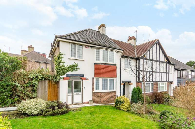 3 Bedrooms House for sale in Burnt Ash Lane, Bromley, BR1