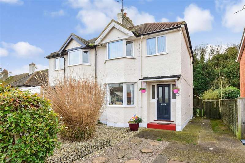 3 Bedrooms Semi Detached House for sale in Mayfield Road, , Herne Bay, Kent