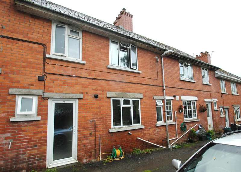3 Bedrooms Terraced House for sale in West End Terrace, South Molton