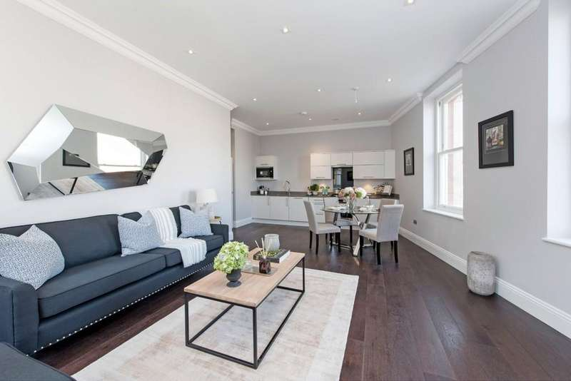 2 Bedrooms Apartment Flat for sale in Francis House, 12- 14 St. John's Road