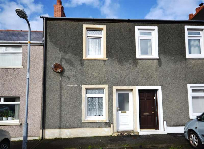 2 Bedrooms Terraced House for sale in Neyland, Milford Haven