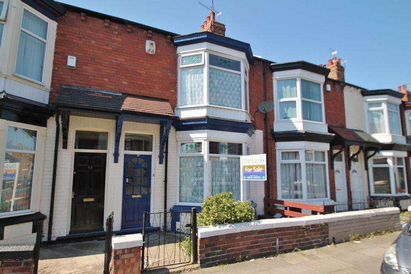 3 Bedrooms Terraced House for sale in Ayresome Park Road, Middlesbrough