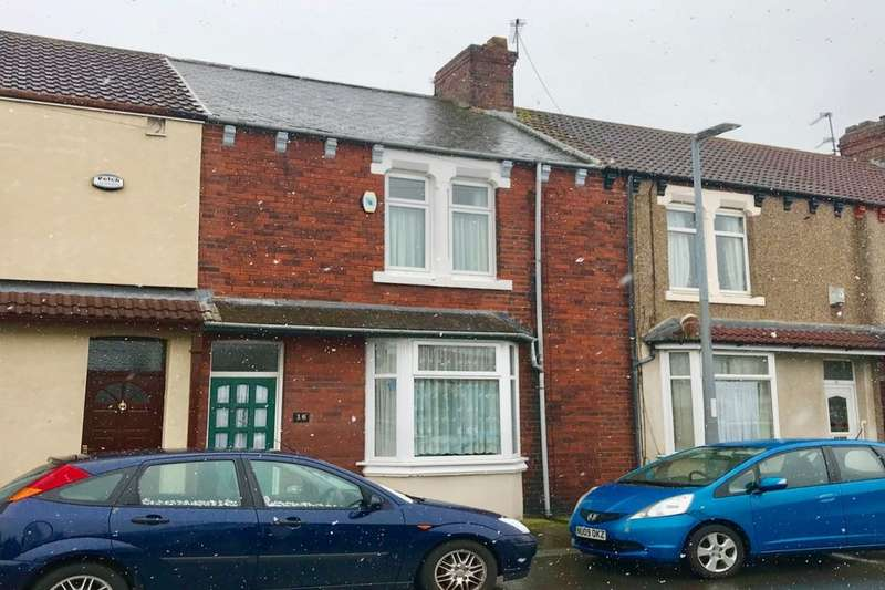3 Bedrooms Terraced House for sale in Millfield Road, North Ormesby, Middlesbrough, TS3