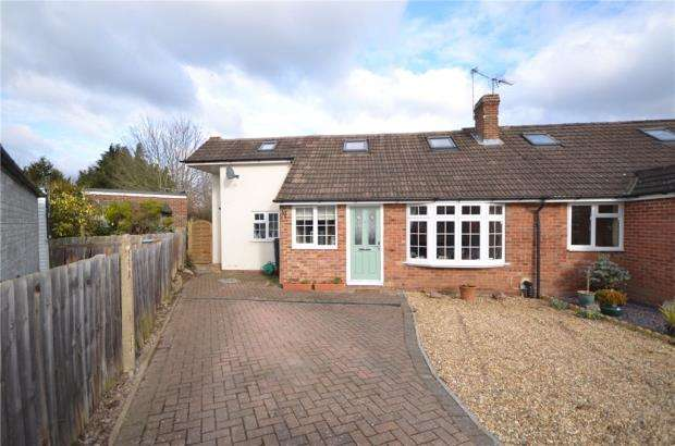 3 Bedrooms Semi Detached House for sale in Pearce Close, Maidenhead, Berkshire