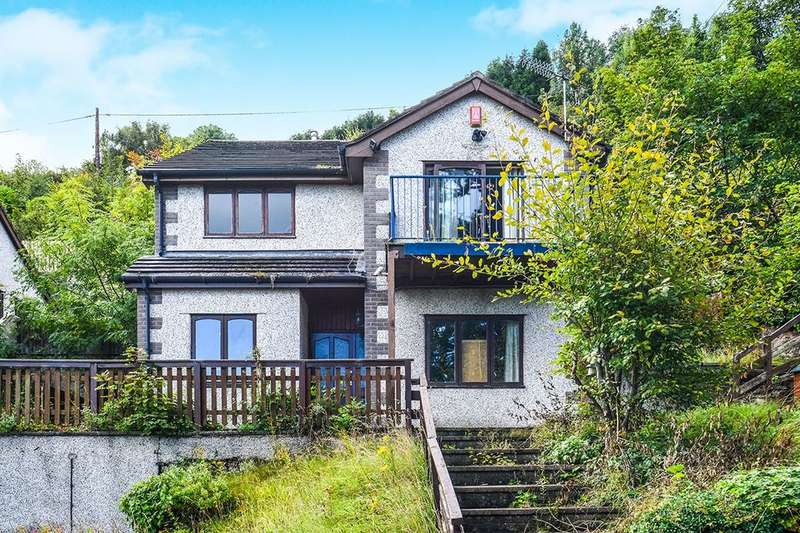 4 Bedrooms Detached House for sale in Tan Yr Allt Road, Llanddulas, Abergele, LL22