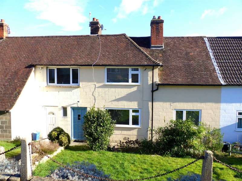 3 Bedrooms Terraced House for sale in Hughes Crescent, Garden City, Chepstow