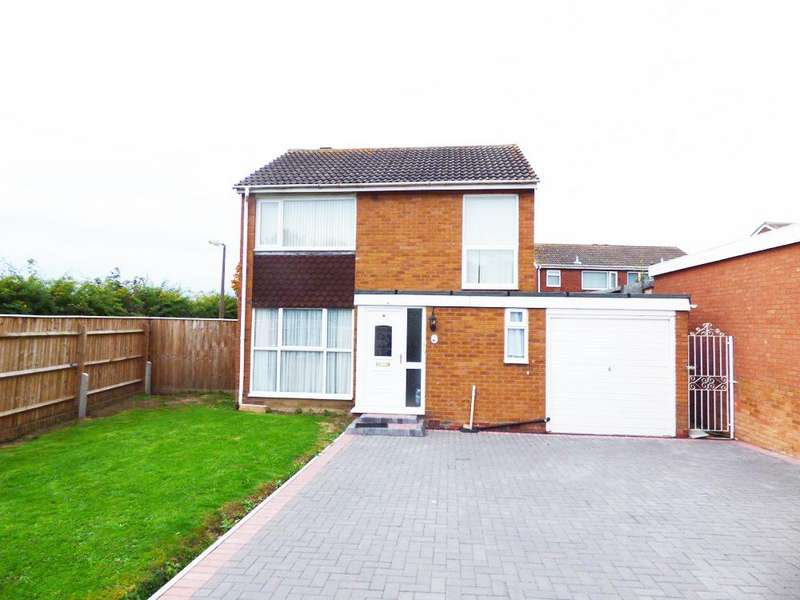 3 Bedrooms Detached House for sale in Wolseley, Lakeside, Tamworth B77