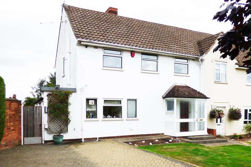 3 Bedrooms Semi Detached House for sale in Horsfall Road, Sutton Coldfield, Birmingham B75