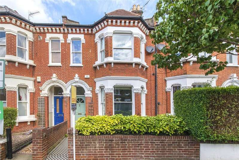 4 Bedrooms Terraced House for sale in Eglantine Road, Wandsworth, London, SW18