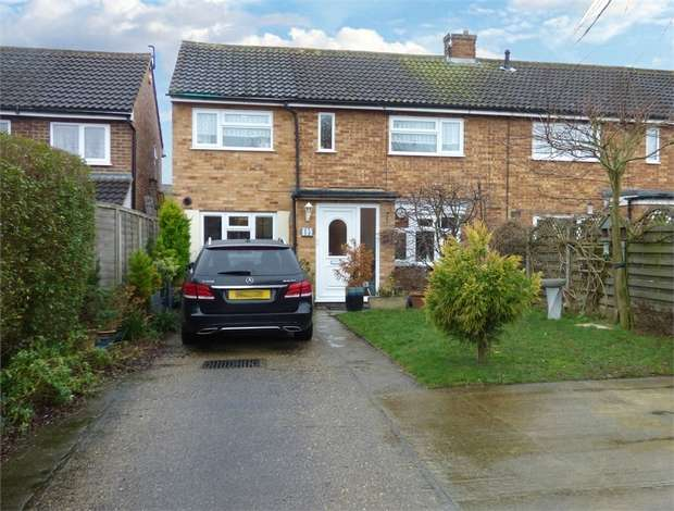4 Bedrooms Semi Detached House for sale in Patricia Gardens, Bishop's Stortford, Hertfordshire