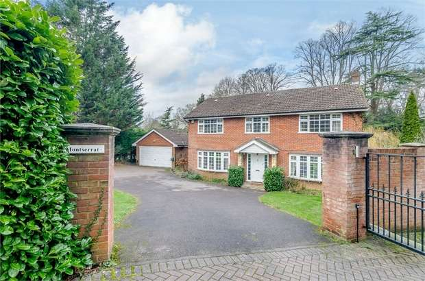 5 Bedrooms Detached House for sale in Headley Road, Leatherhead, Surrey