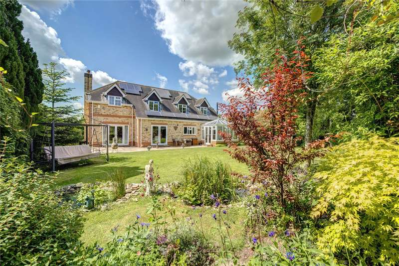 5 Bedrooms Detached House for sale in Stevens Lane, Rotherfield Peppard, Henley-on-Thames, RG9